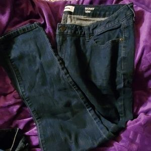 Size 16w Sonoma jeans